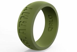 QALO Men's and Women's Functional Silicone Rings