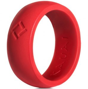 KAUAI Silicone Wedding Rings Athletes Mens Series